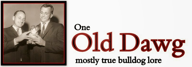 One Old Dawg, mostly true bulldog lore