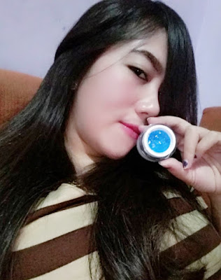 Testimoni Hasil Pemakaian Cream Arbutin Kojic Jelly Whitening Blue