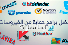 أفضل ١٠ برامج حماية من الفيروسات ٢٠١٩ Antivirus