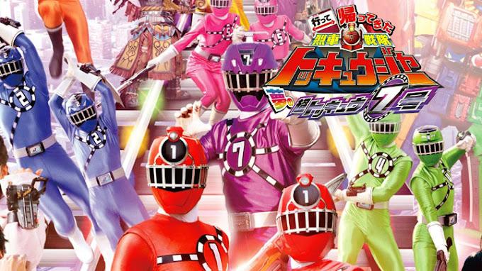 Ressha Sentai ToQger Returns: Super ToQ 7Gou of Dreams Subtitle Indonesia