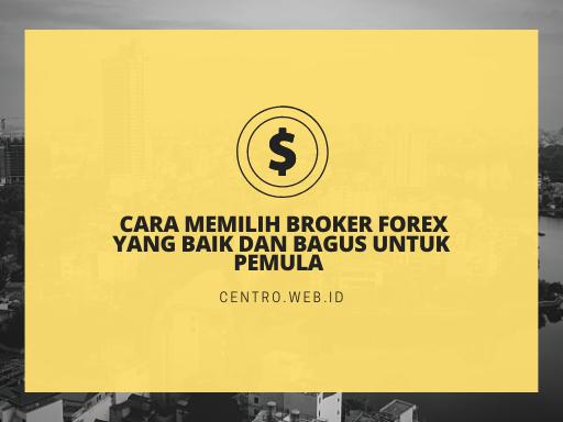 Cara memilih broker forex yang baik dan bagus Untuk Pemula