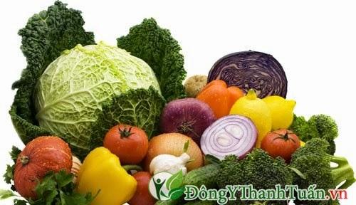 Chế độ ăn cho người đau dạ dày - Bổ sung thực phẩm nhiều vitamin C