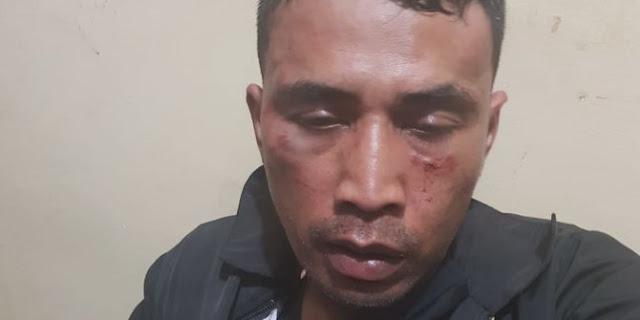 Anggota Polisi Rampok Indomaret, Barang yang Diambil Baterai dan Cokelat