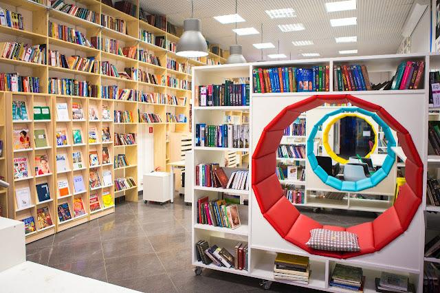 Central Regional Library. N.V. Gogol
