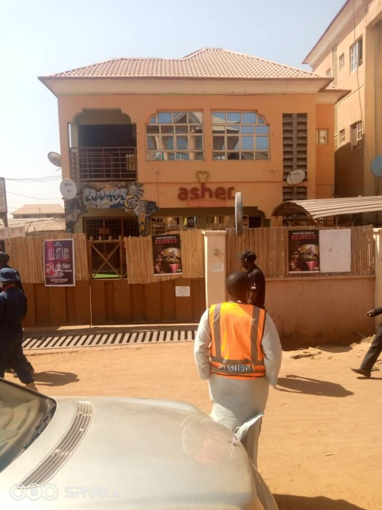 Kaduna Government Demolishes Hotel Building After It Was Announced As Venue For Sex Party (Photos) #Arewapublisize