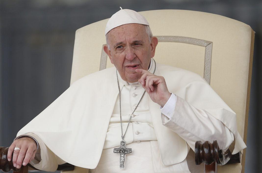 Pope Francis, Catholic, Christian