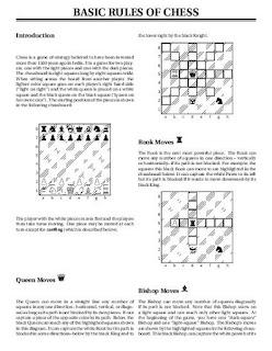 Basic Rules of Chess  Basic%2BRules%2Bof%2BChess