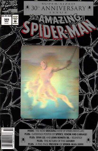 Grijesi otaca - Spider-Man