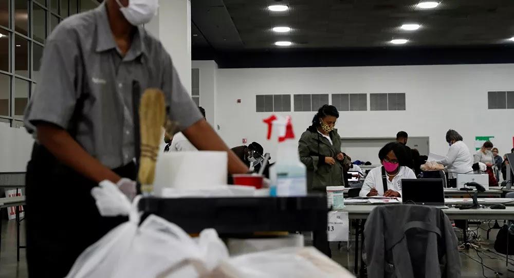 أكبر مقاطعة في نيفادا: لن ننتهي من فرز الأصوات قبل 12 نوفمبر