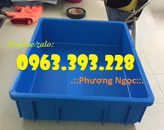 Thùng nhựa đặc đựng linh kiện, khay nhựa B9 Bd173d659ebd6205af59e679a9169818