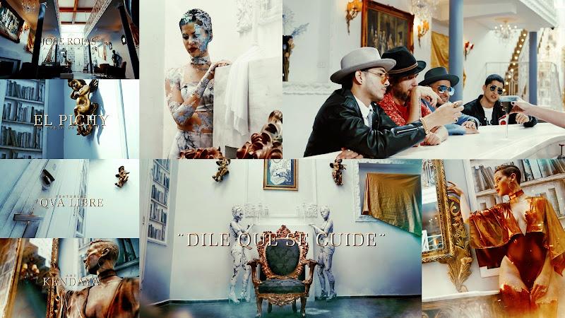 El Pichy & Qva Libre & Kendaya - ¨Dile que se cuide¨ - Videoclip - Director: Jose Rojas. Portal Del Vídeo Clip Cubano