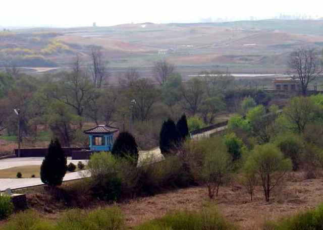 Perbatasan Korea Utara – Korea Selatan