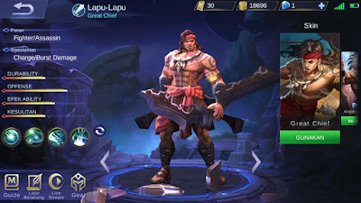 Hero Mobile Legends dari Asia Tenggara - New Hero Mobile Legends