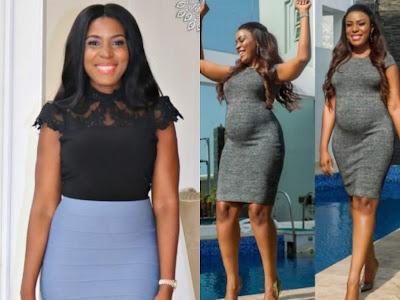 Celebrity Blogger Linda Ikeji is Pregnant (photo)