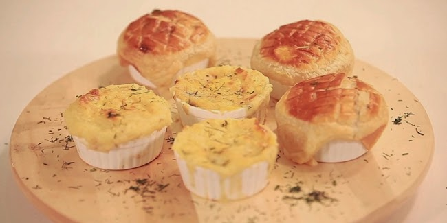 Resep English Fish Pie