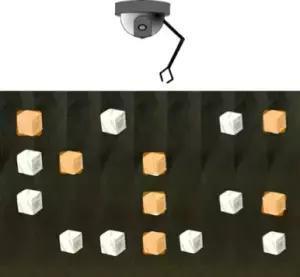 Gambar 5 Robot satu lengan