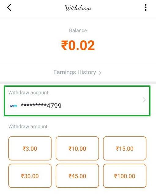 helo app se paytm earning kaise kare, helo app