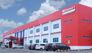 Lowongan Kerja Crew Store & Member Relation Officer (MRO) Alfamart DC Serang