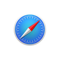 clearing-cache-on-mac-operating-system-safari-browser-logo
