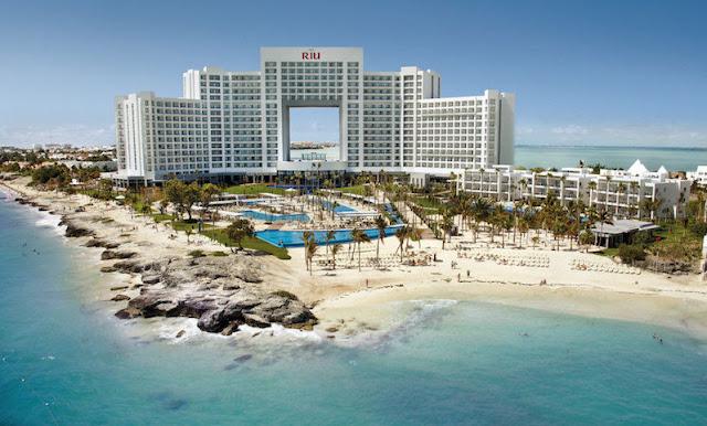 Hotel Riu Caribe em Cancún