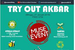 Muse Event SMA Muhammadiyah 9 Surabaya