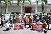 Gubernur Serahkan 61 Ekor Sapi Kurban. Ketua PHBI Sulut : Pak Gubernur Layak Menyandang Gelar Khalifah