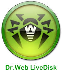 Dr.Web LiveDisk protection disk to clean the entire device