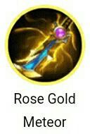Build Item Tersakit Hero Lesley Mobile Legends Auto Savage Rose Gold Meteor