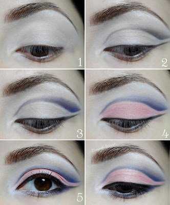 makeup tutorial blog