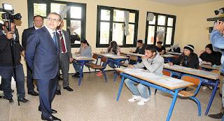 العثماني: إصلاح التعليم  يسير بوتيرة سريعة في المغرب