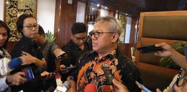 Ketua KPU Bakal Cek Faktor Penyebab Input Situng Salah