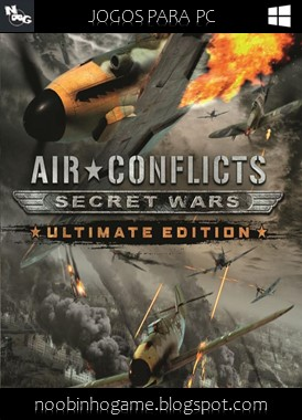 Download Air Conflicts Secret Wars PC