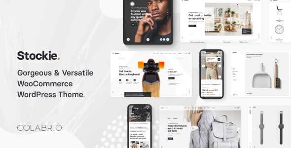 Modern Multi-Purpose WooCommerce Theme