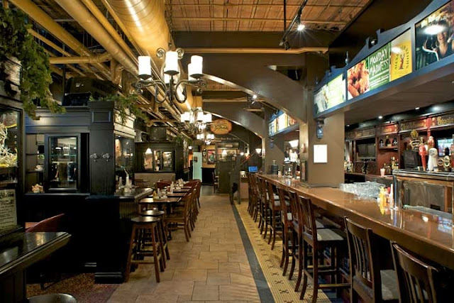 OverDraught Irish Pub em Toronto