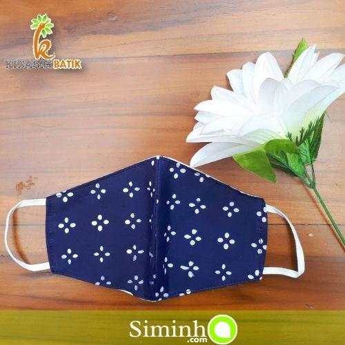 Masker Batik Motif 13 - Kinasih Batik