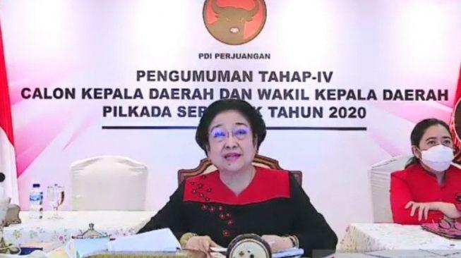 Sedih Lihat Kader Tertangkap Korupsi, Megawati: KPK Itu Saya yang Buat Loh