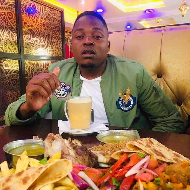 B Classic Breaks Through Music Industry In Kenya After Ft Sanaipei  Tande