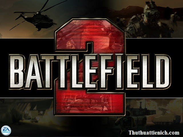 Download Game BattleField 2 (Full crack ) - 169959