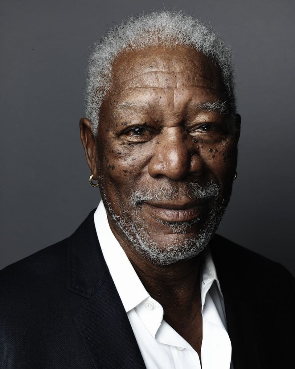Morgan Freeman's Message Of Hope