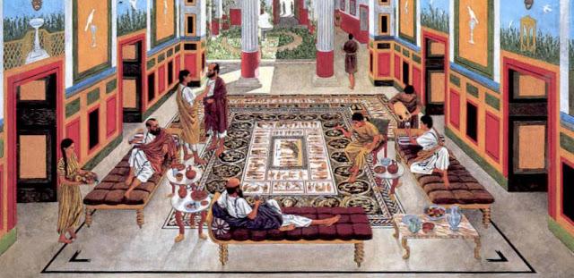 Casa romana y Derecho de la antigua Roma