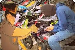 Polres Sorong Akan Termbak Pencuri Sepeda Motor yang Melawan
