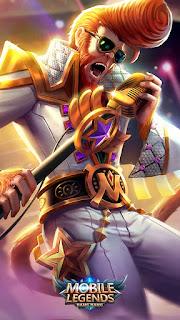 Sun Rock Star Heroes Fighter of Skins V1