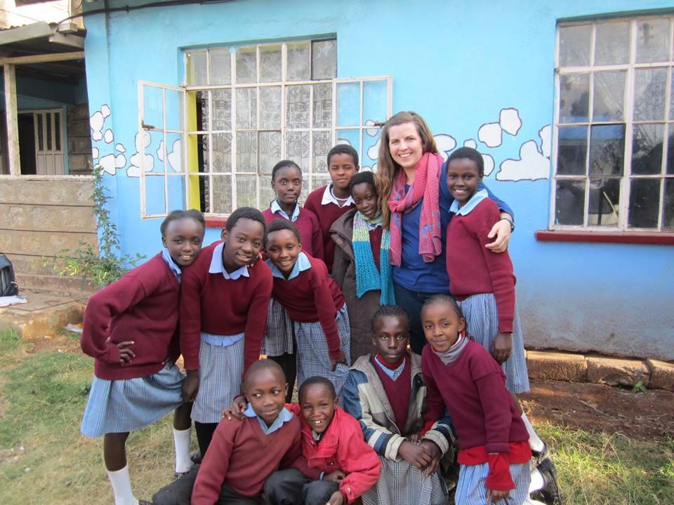 APU in Kenya 2013 : By Grace Children's Home