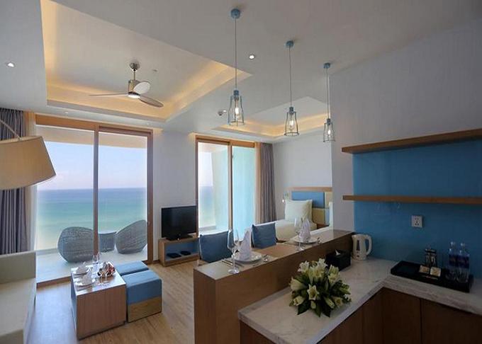 Phòng Family Suite FLC Sầm Sơn