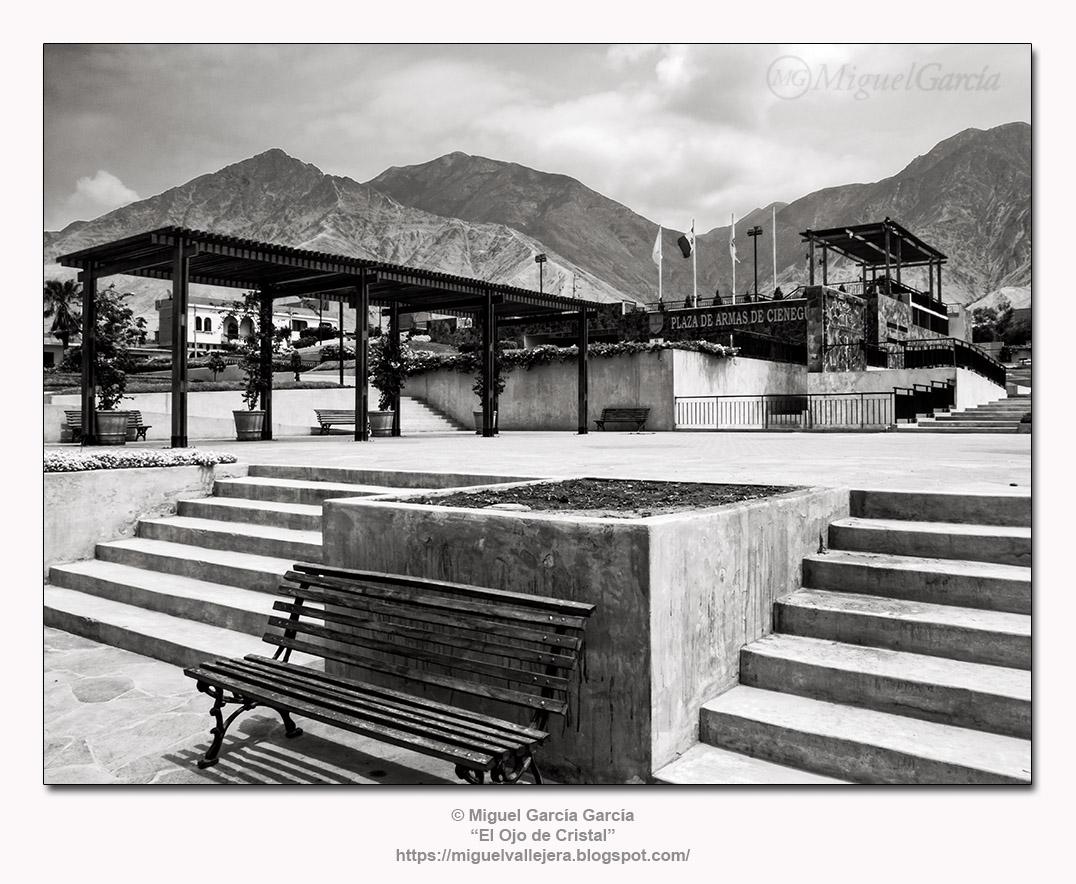 Plaza de Armas de Cieneguilla.
