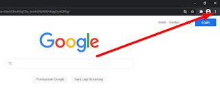Cara Full Screen Google Chrome