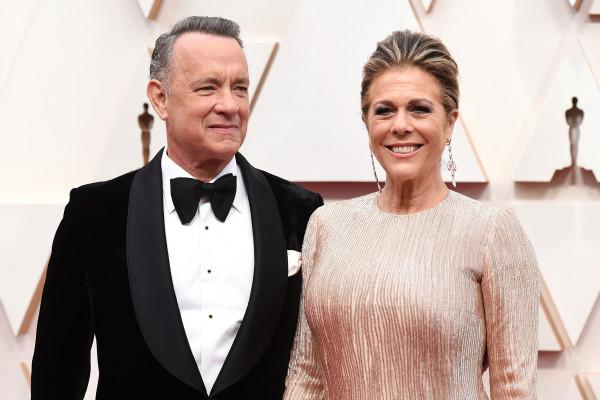 Tom Hanks, Rita Wilson 'feel better' two weeks after first coronavirus symptoms