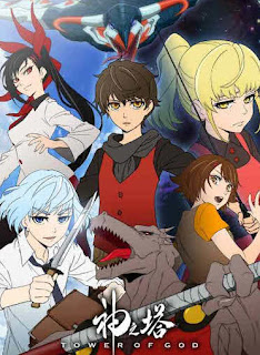 Tower of God 720p Eng Sub