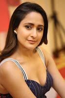 Pragya Jaiswal in Deep neck Gown at Launch of OPPO Phone 012.JPG