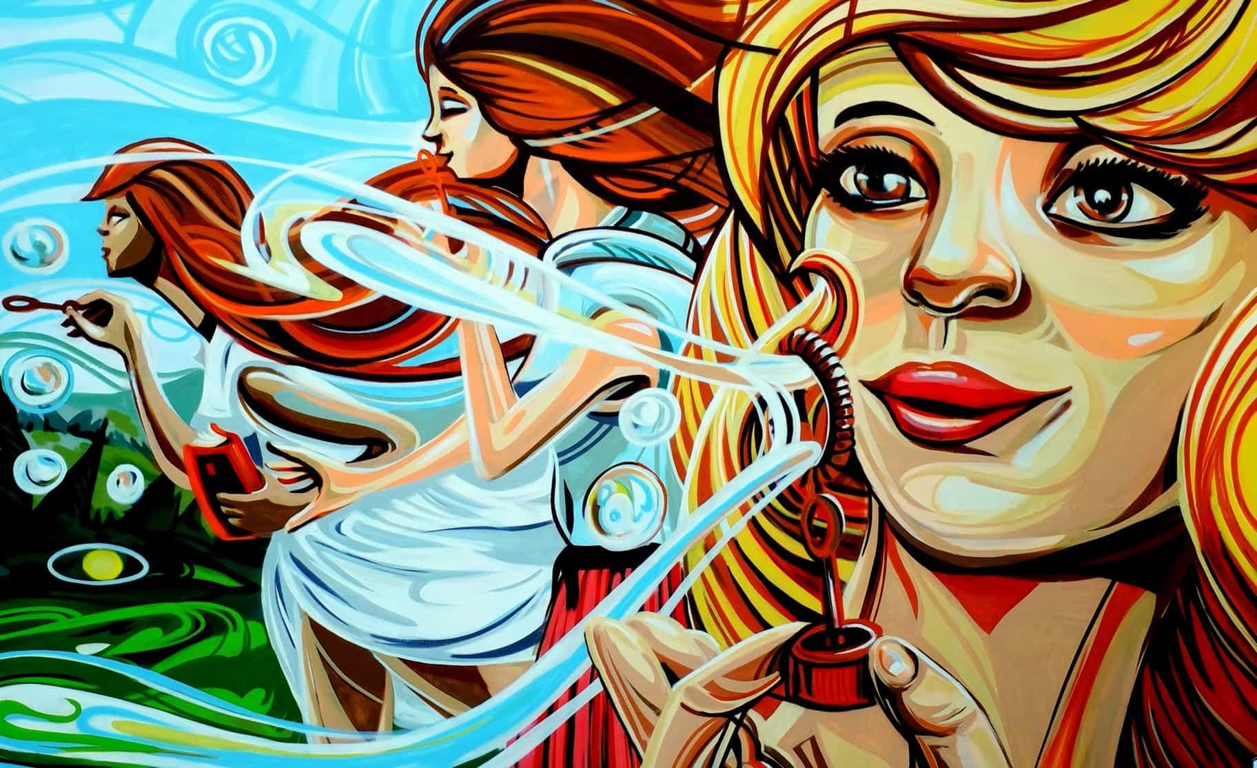 Pengertian, Penciptaan, Proses dan Prinsip Desain Grafis- Seni Budaya